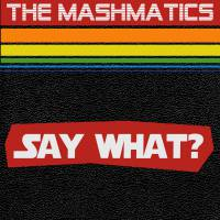 The Mashmatics - Say what? (single)